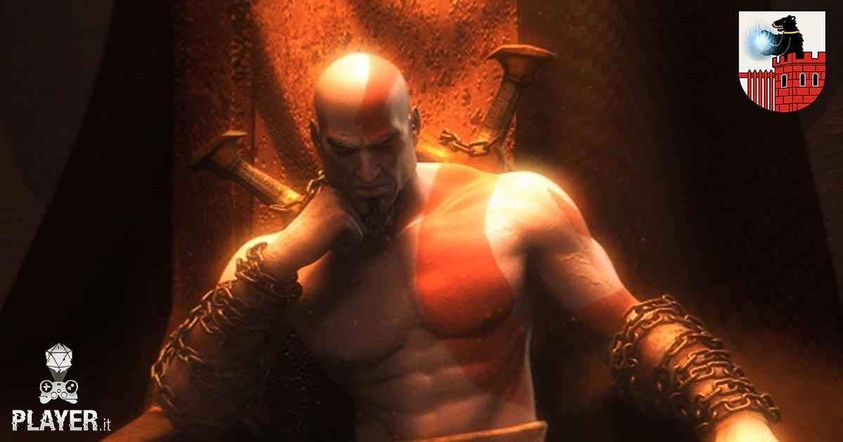 God of War e la mitologia greca