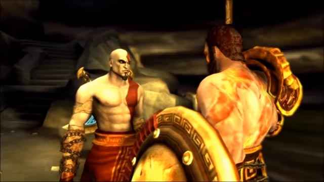 I fratelli spartani riuniti in God of War: Ghost of Sparta