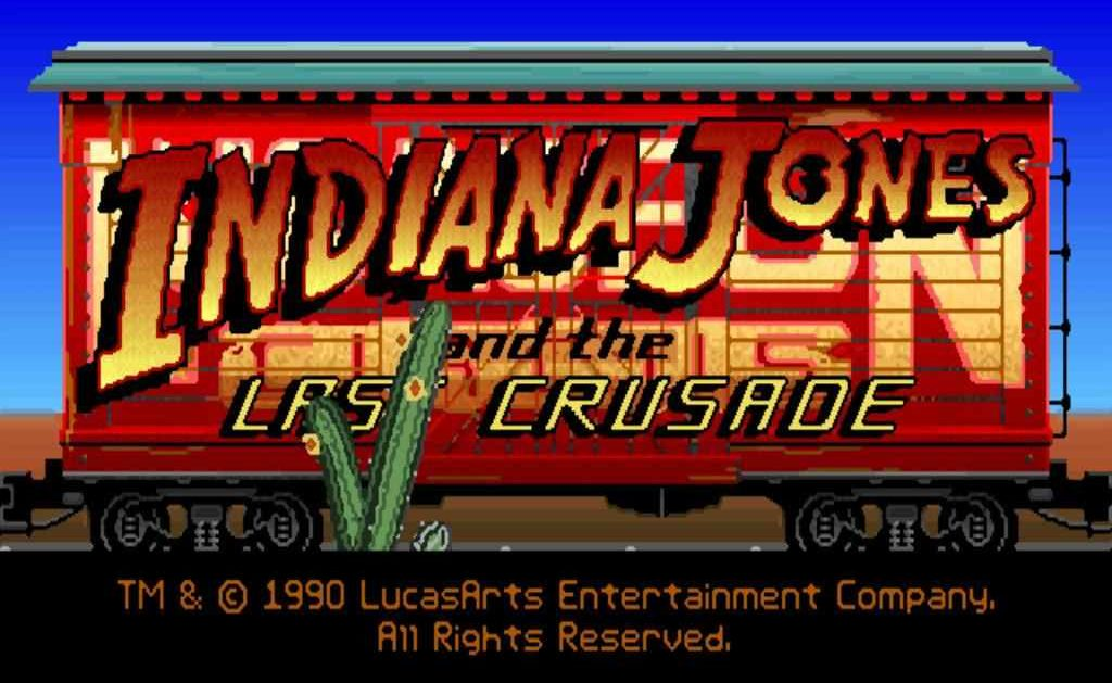 Indiana Jones e l'Ultima Crociata - Videogame