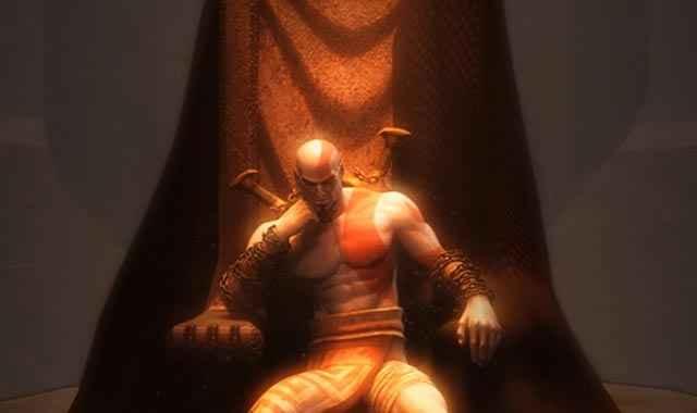Finalmente Kratos siede sul trono del defunto Ares, prendendone il posto come dio della guerra