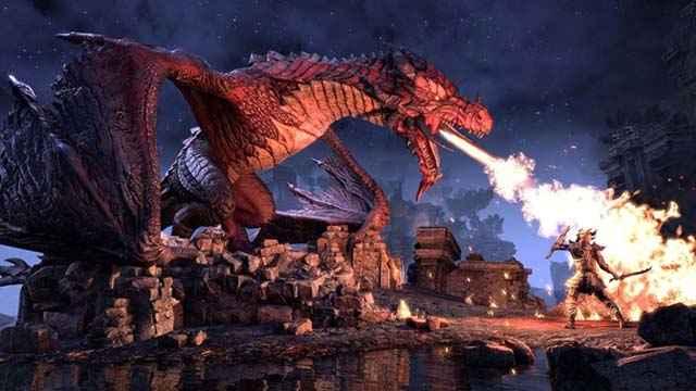 Inizia la Stagione del Drago in The Elder Scrolls: Online