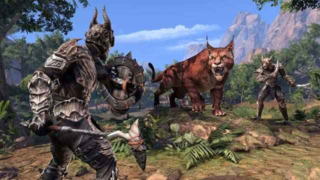La terra dei Khajiit in The Elder Scrolls: Online