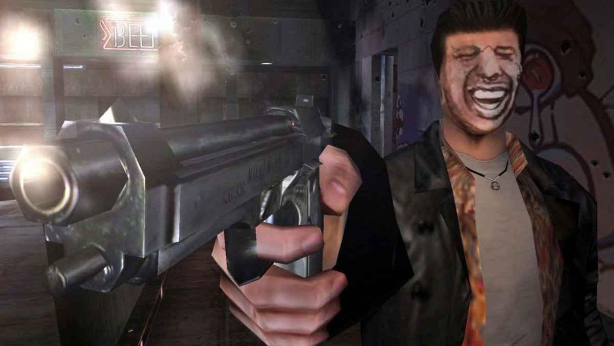 Adrian la sua faccia e Max Payne