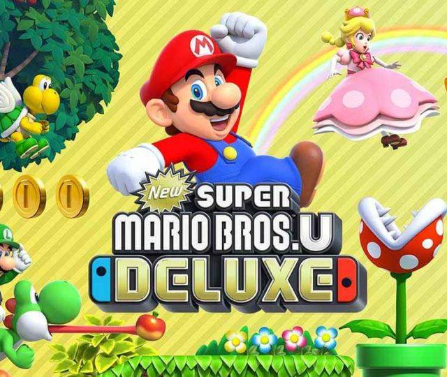 New Super Mario Bros U Recensione