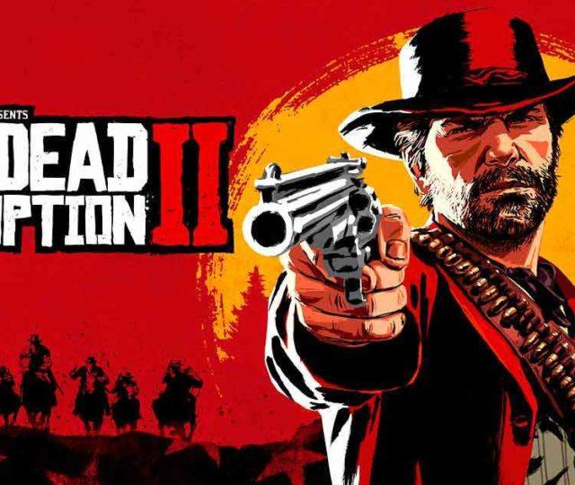 Red-Dead-Redemption-2-il gioco più venduto del 2018