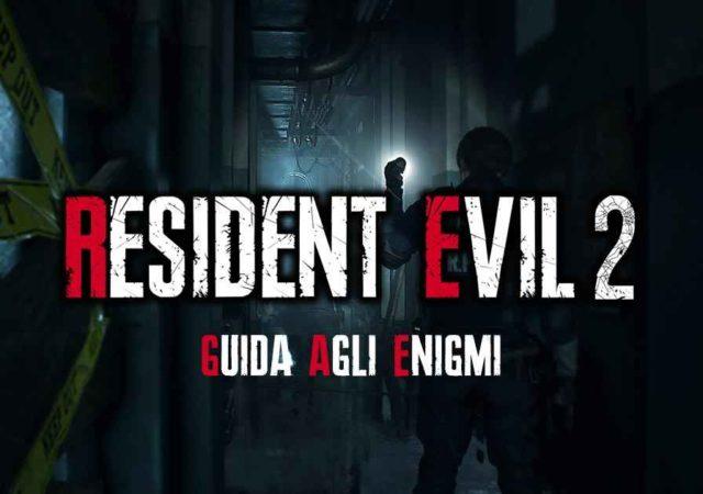 Resident Evil 2 Remake guida agli enigmi