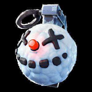 Fortnite guida armi granata congelante