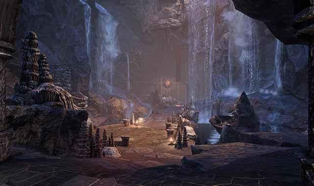 La casa acquistabile di The Erstwhile Sanctuary in The Elder Scrolls Online