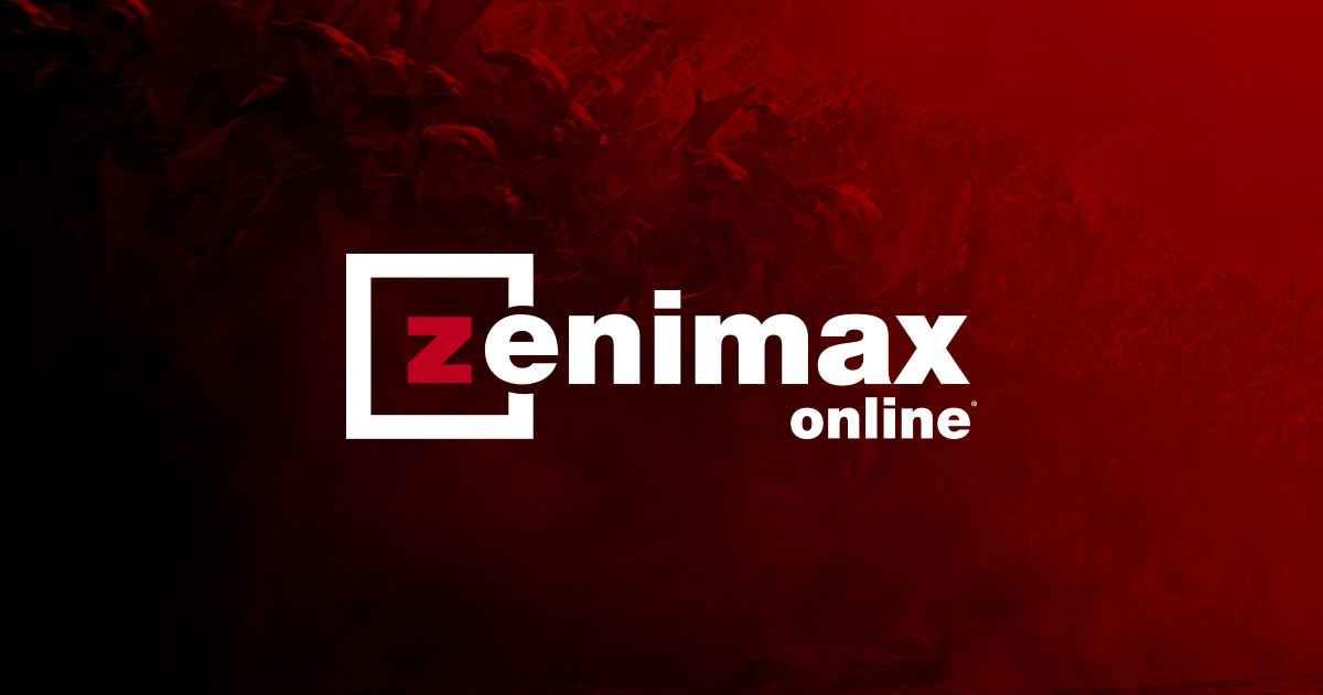 Logo di Zenimax Online, la compagnia e lo studio di sviluppo dietro a The Elder Scrolls Online