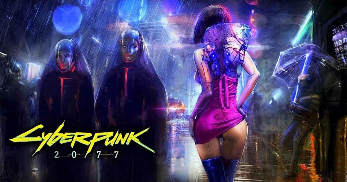 staff di cyberpunk 2077 ha letto libri e visto film a tema