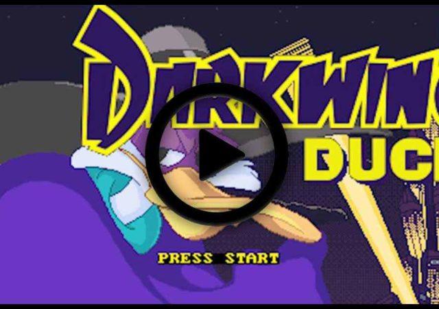 Rilasciata la demo di un possibile videogioco su Darkwing Duck