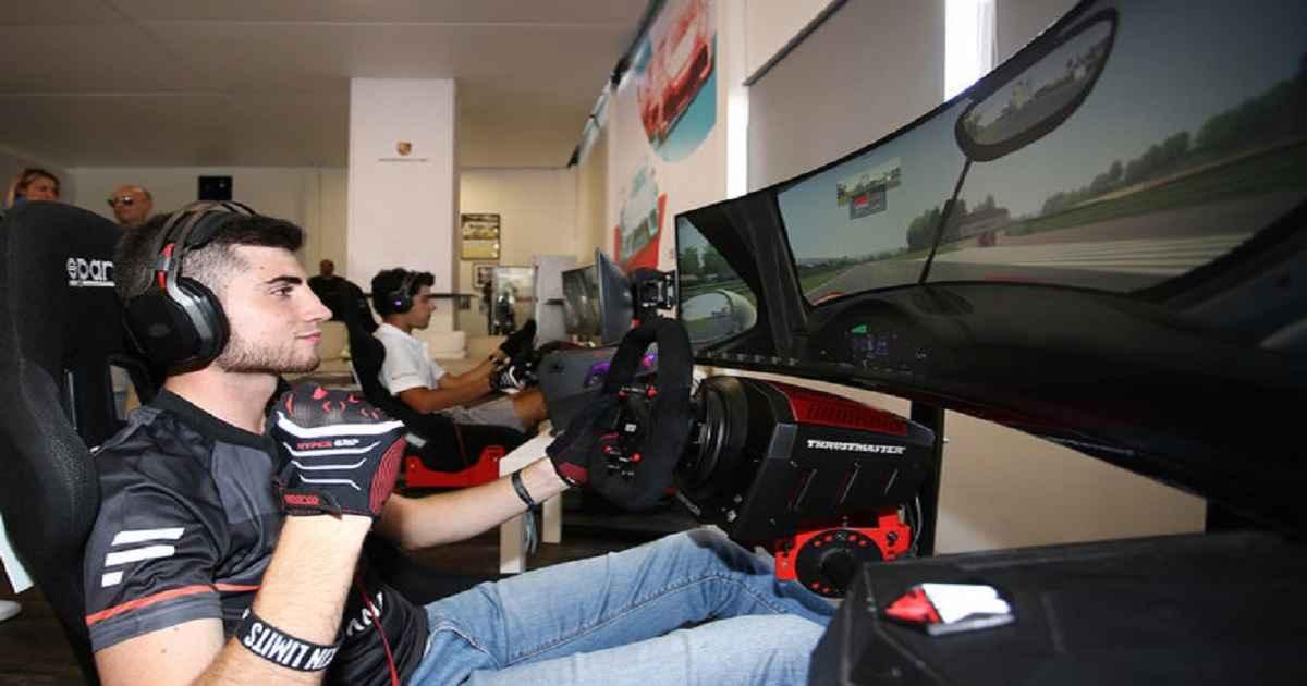 Enzo Bonito vince una gara reale di Formula 1