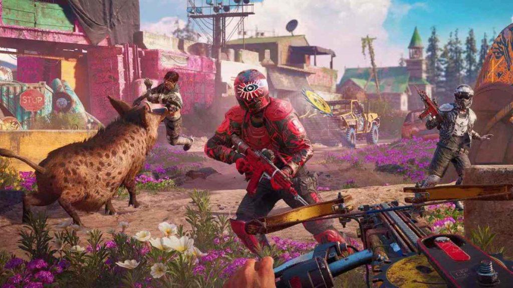 Far cry new dawn gameplay immagine