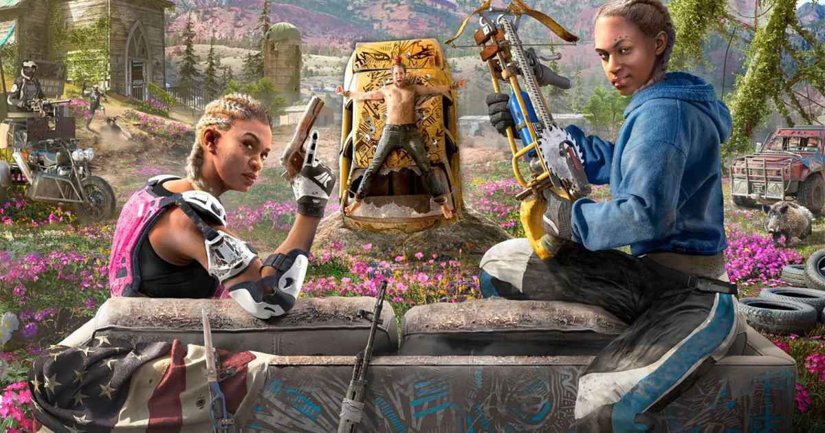 Far cry new dawn immagine copertina