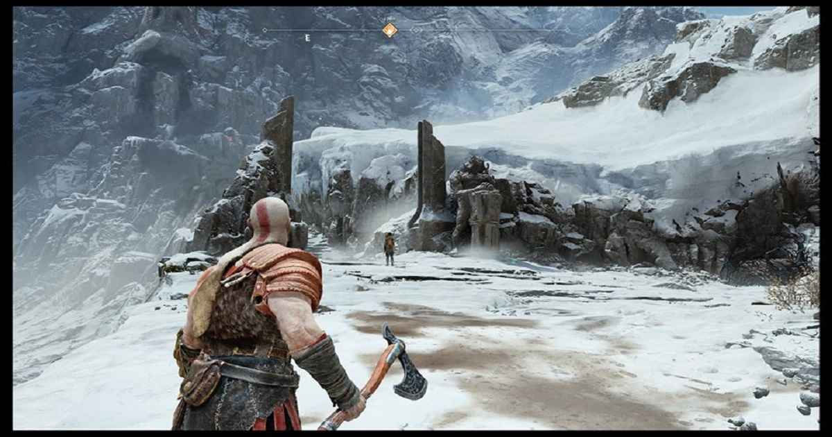 god of war non può competere con altri open world