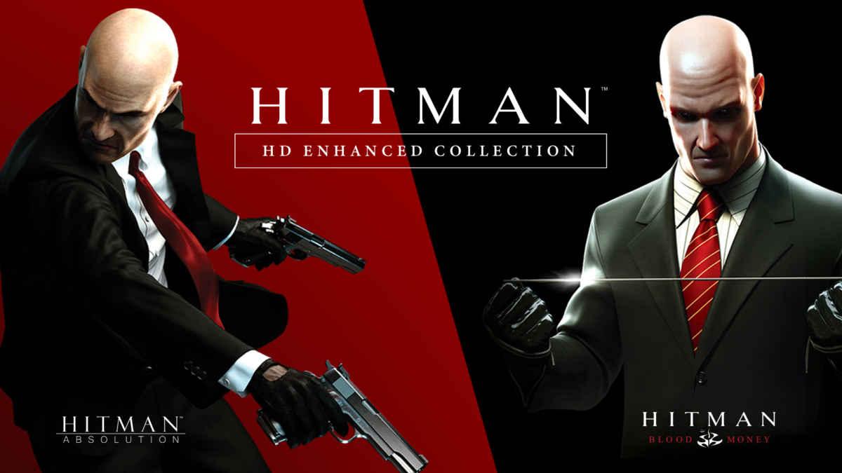 Immagine promozionale della Hitman HD Enhanced Collection
