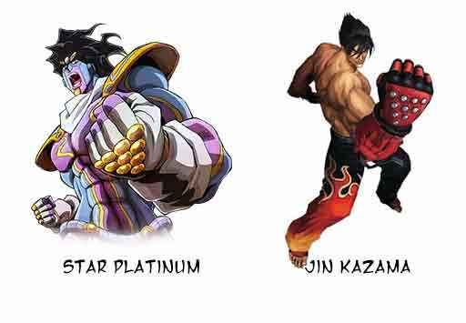 jin star platinum