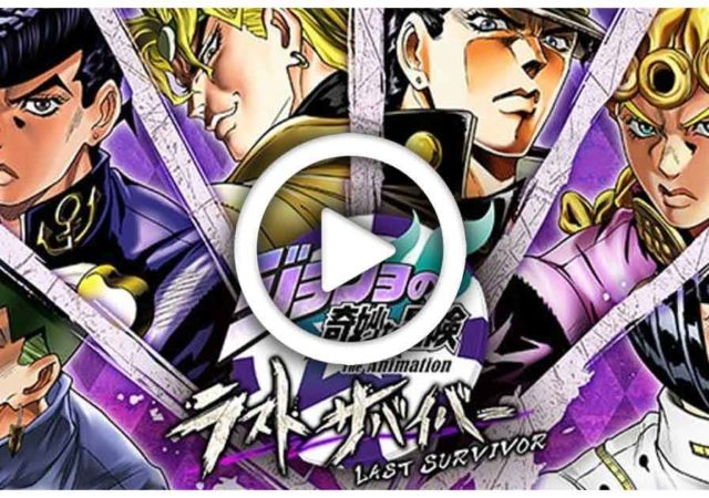 Nuovo trailer per il Battle Royale di JoJo