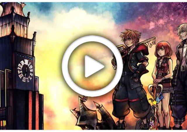 Kingdom Hearts, tutta la storia riassunta 45 minuti