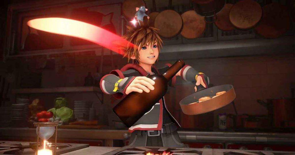 La guida completa a tutti i mini giochi di Kingdom Hearts 3