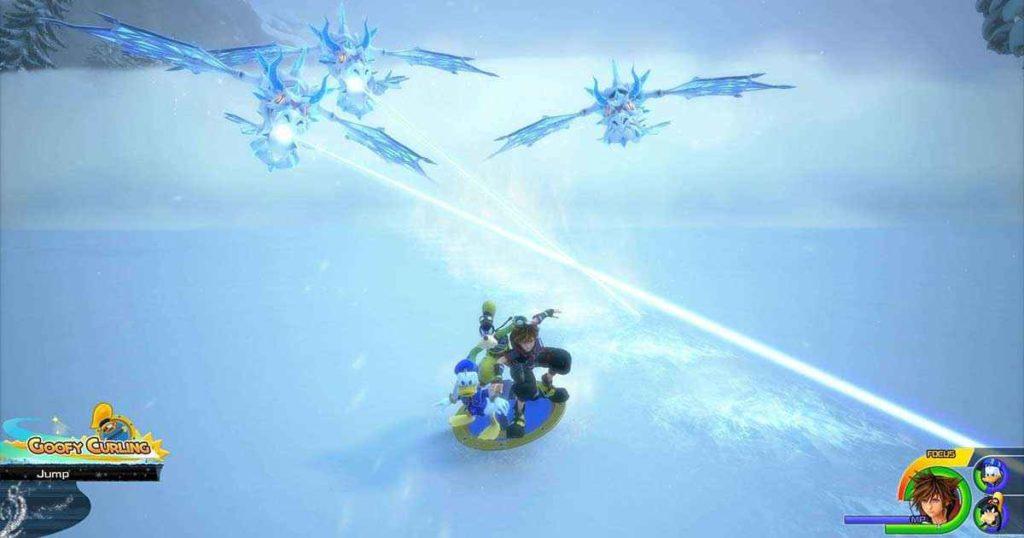 Come ottenere i migliori punteggi ai mini giochi di Kingdom Hearts 3
