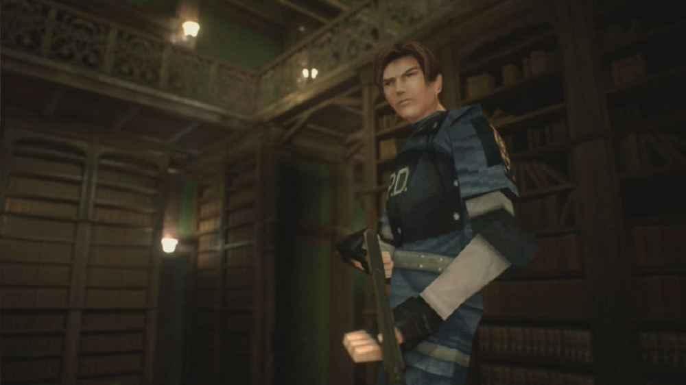 Resident Evil 2 remake leon 1998 costume