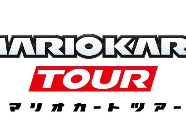 mario kart tour cover image ios android smartphone