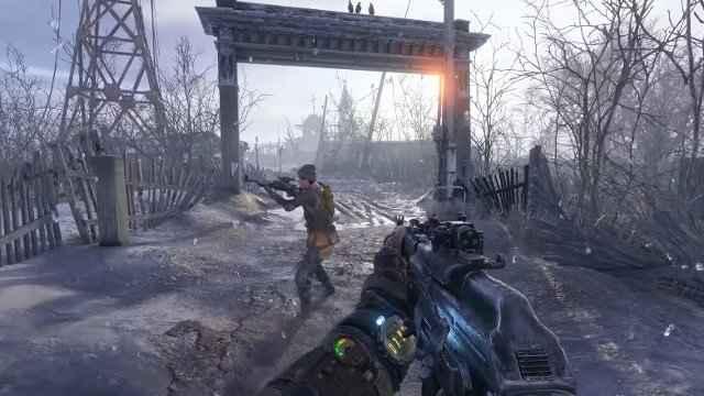 metro exodus gameplay screenshot