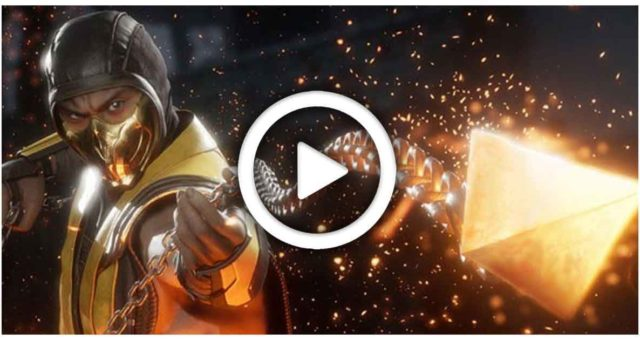 Gameplay Trailer di Mortal Kombat 11