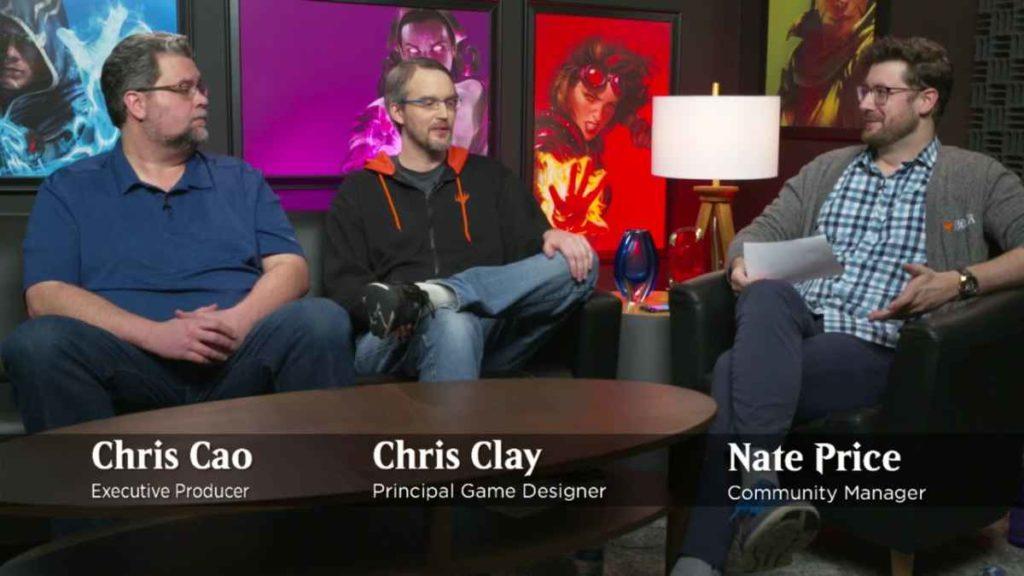 Chris Clay MTG Arena elemento random
