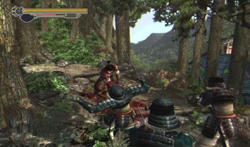 il combat system di onimusha 2