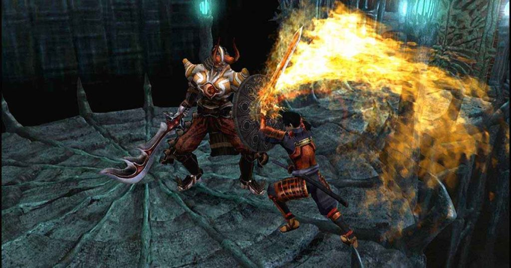 Onimusha Warlords Remastered per Nintendo Switch recensione