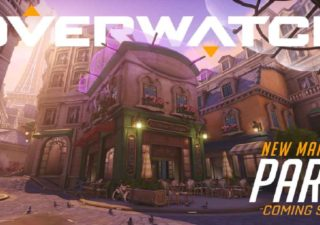 nuova mappa di Parigi per Overwatch