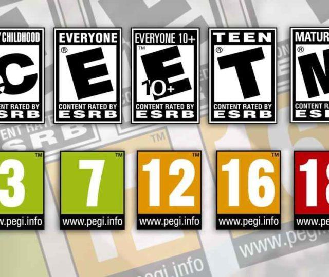pegi symbol cover image