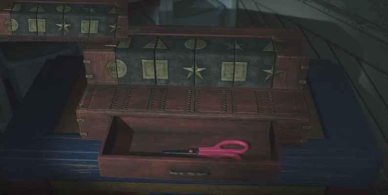 Foto della soluzione per il puzzle presente in Resident Evil 2 Remake