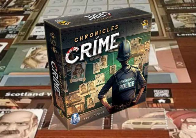 Recensione: Chronicles of Crime, indagini in app