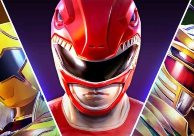 Power Rangers Battle for the grid cover image