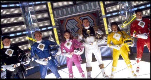 Annunciato il picchiaduro dei Power Ranger