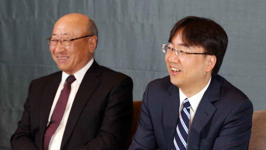 Nintendo shuntaro furukawa presidente