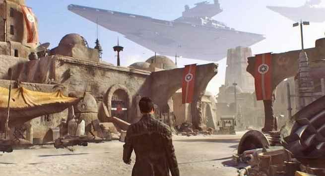 Star Wars Open World Game