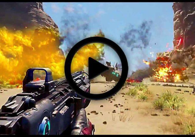 Template per articolo video sul gameplay di RAGE 2