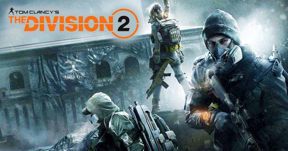 The division 2 cover image