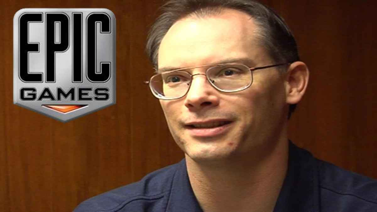 Tim Sweeney, creatore di Fortnite