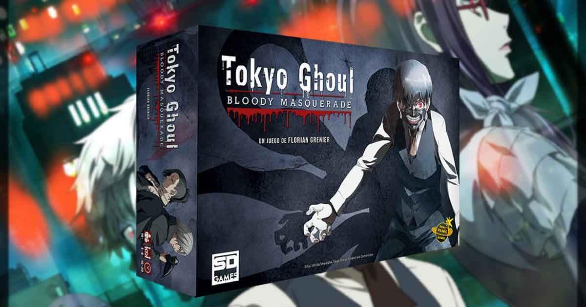 Recensione: Tokyo Ghoul - Bloody Masquerade