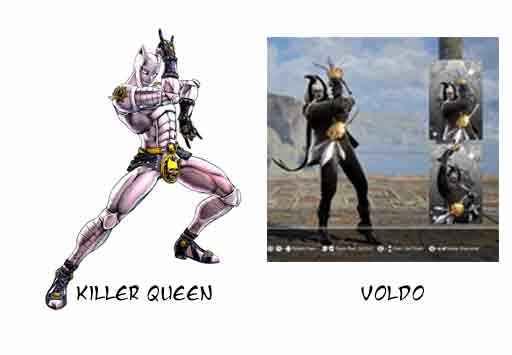 voldo killer queen