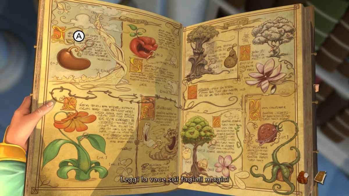 le citazioni presenti in the book of unwritten tales 2