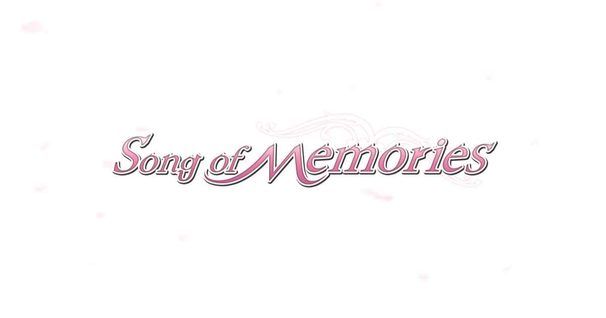 Titolo di Song of Memories
