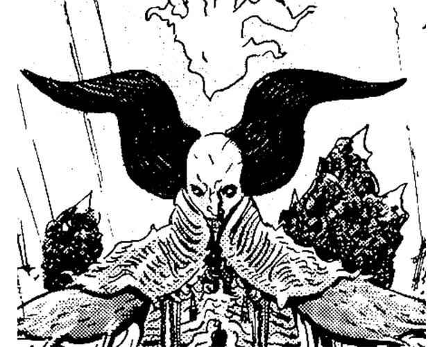 Il misterioso Antidiluviano Tzimisce in VtM