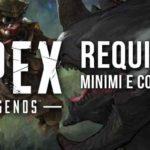 Apex-legends-requisiti minimi e consigliati