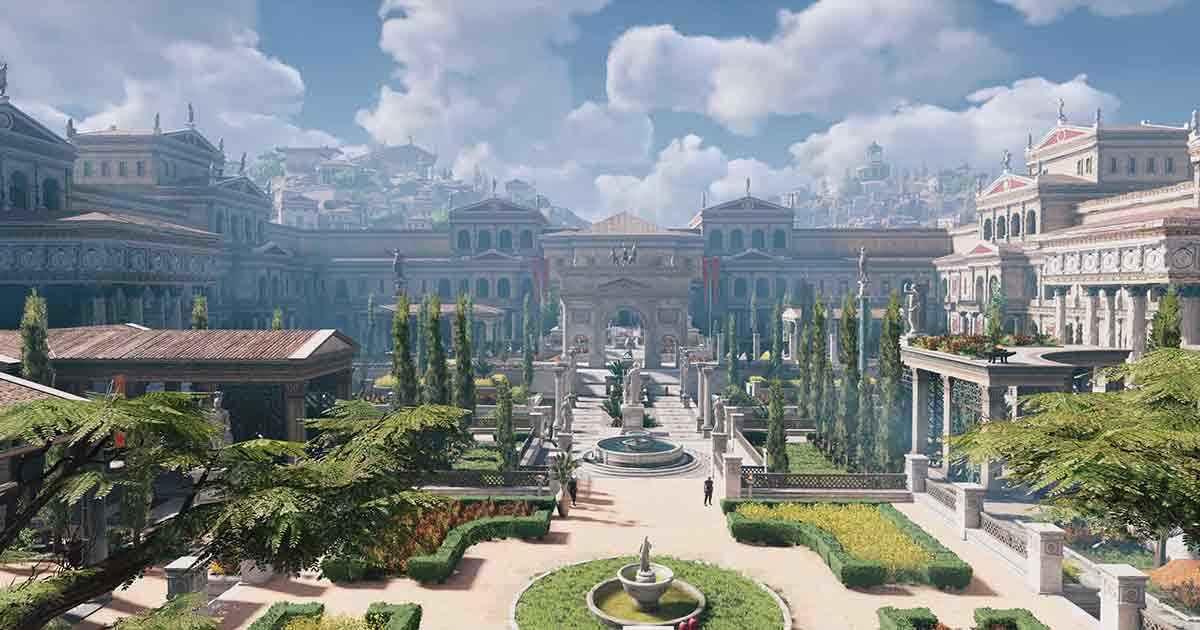 Assassin's Creed Legion nell'antica roma